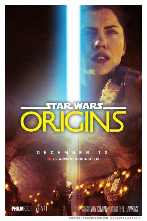 Star Wars: Origins poster