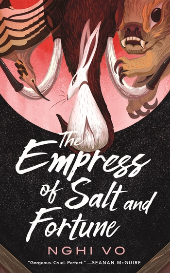 The Empress of Salt and Fortune book cover