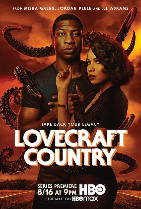 Lovecraft Country tv show poster