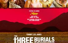 The Three Burials of Melquiades Estrada movie poster