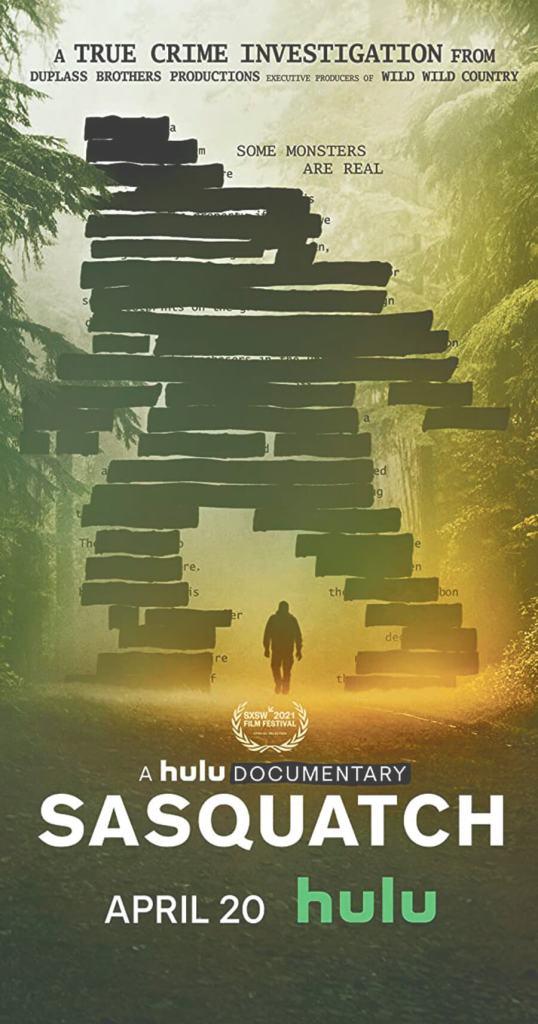 Sasquatch documentary on Hulu poster