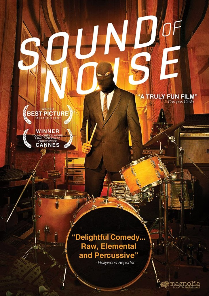 The Sound of Noise movie poster